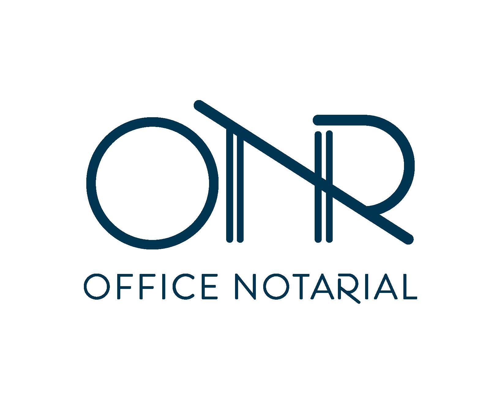 logo office notarial rezé bouguenais nantes