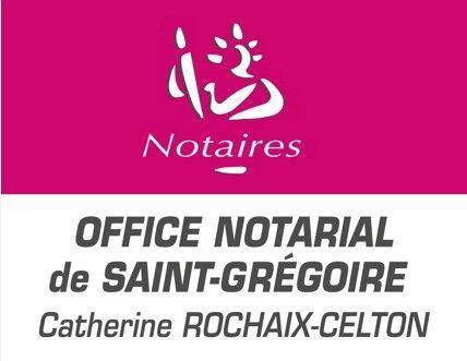 OFFICE NOTARIAL SAINT GREGOIRE  -Catherine ROCHAIX CELTON
