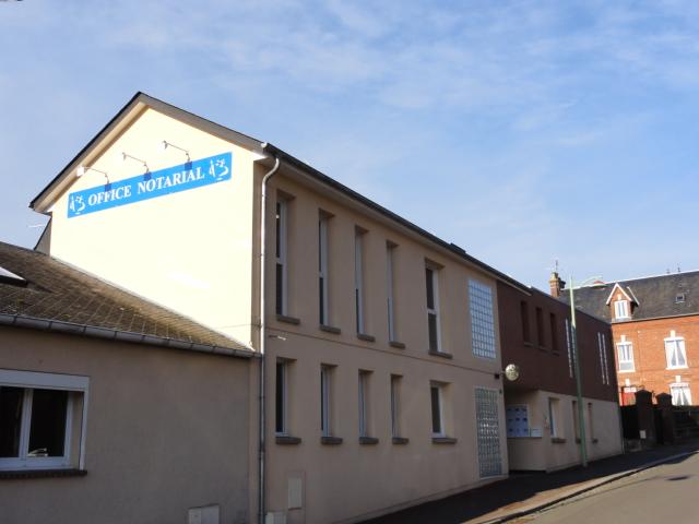 façade office