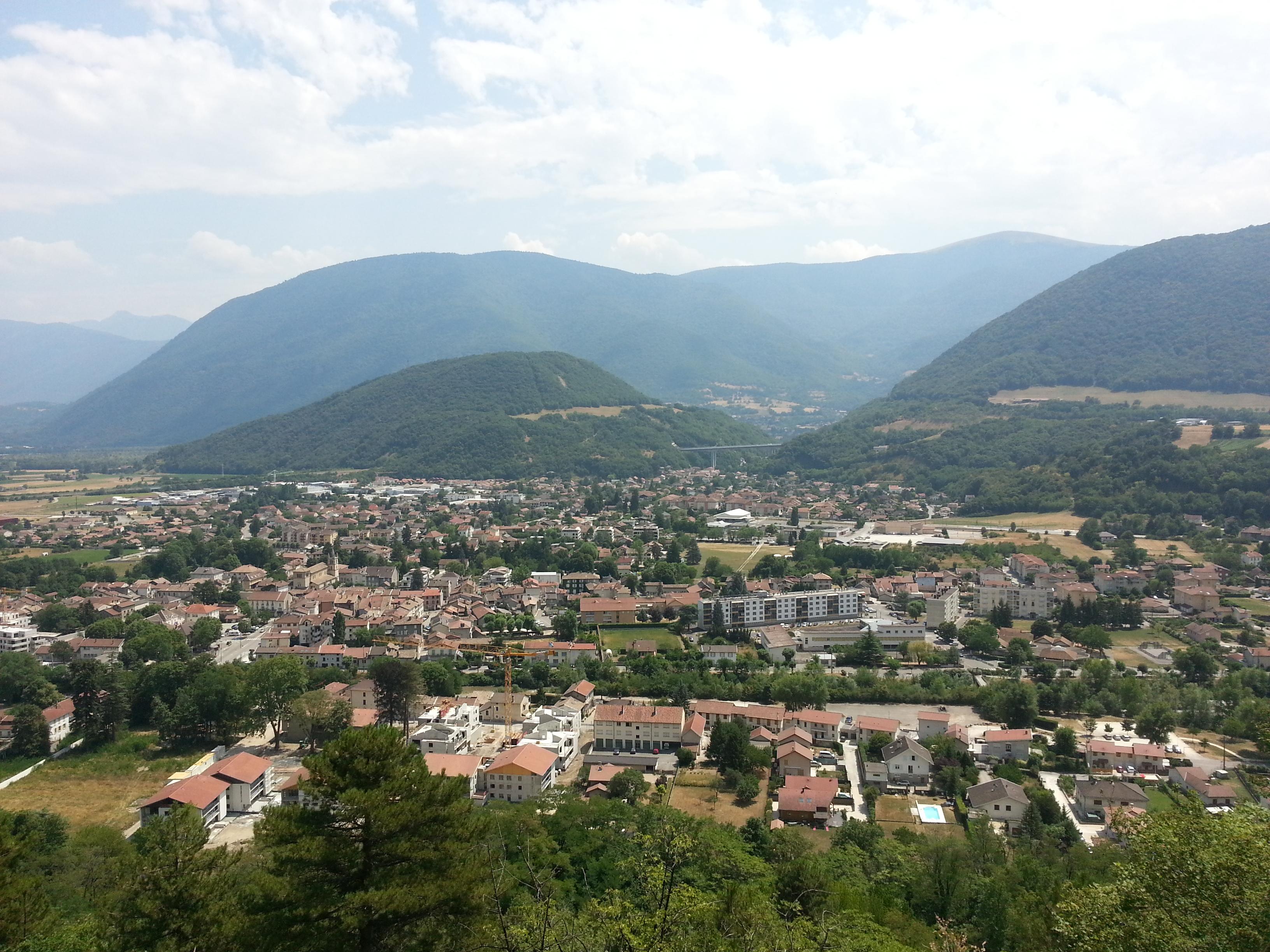 Commune de VIF (Isère)