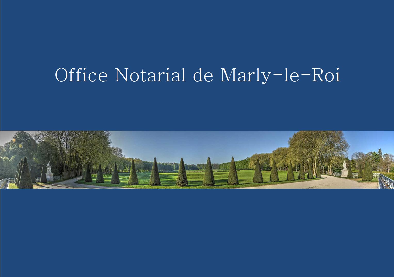 Le parc de Marly