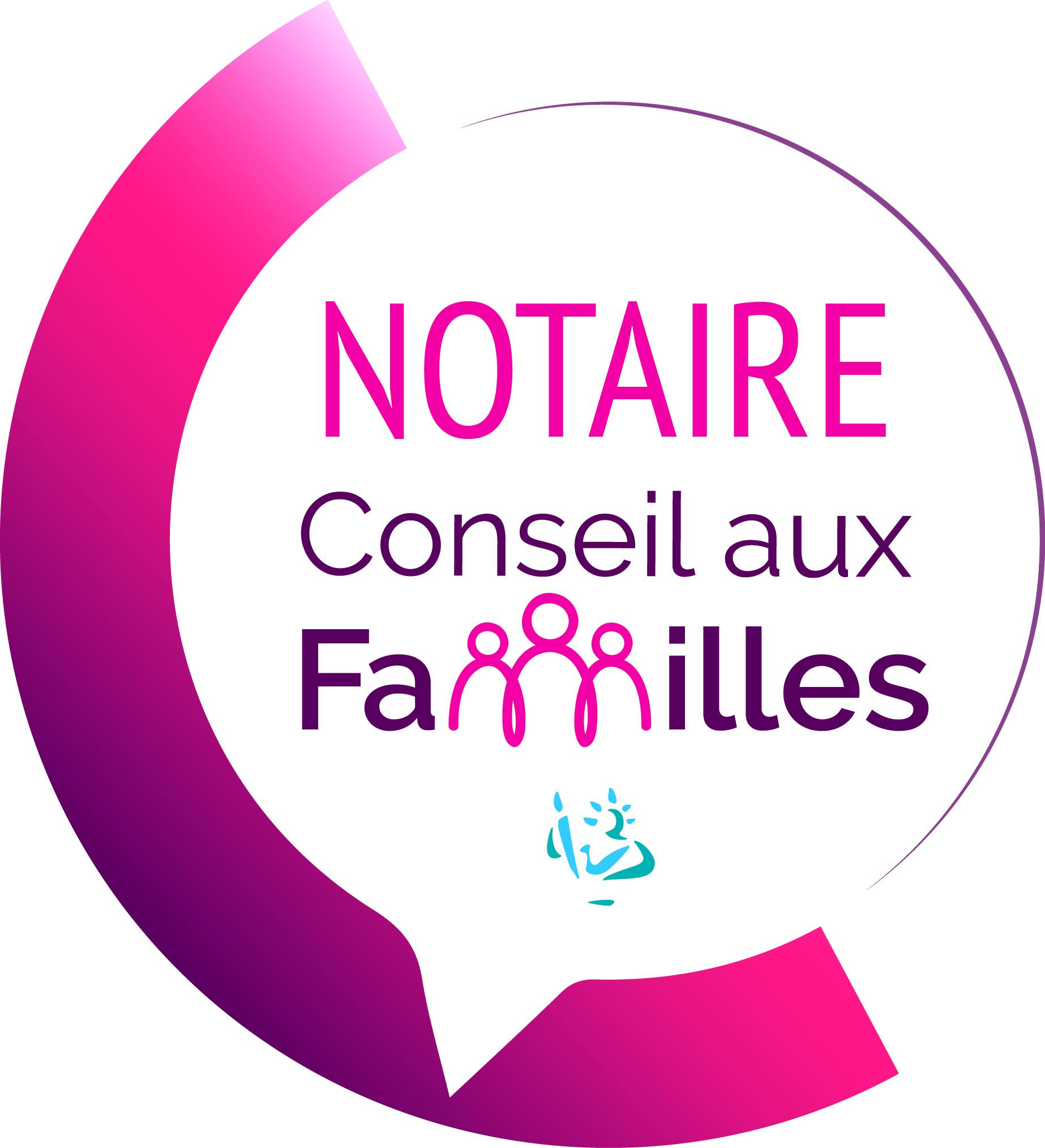 Lavorel Pommier label Notaire Conseil aux Familles