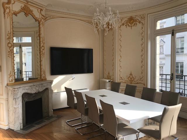 Etude notariale Paris 2e