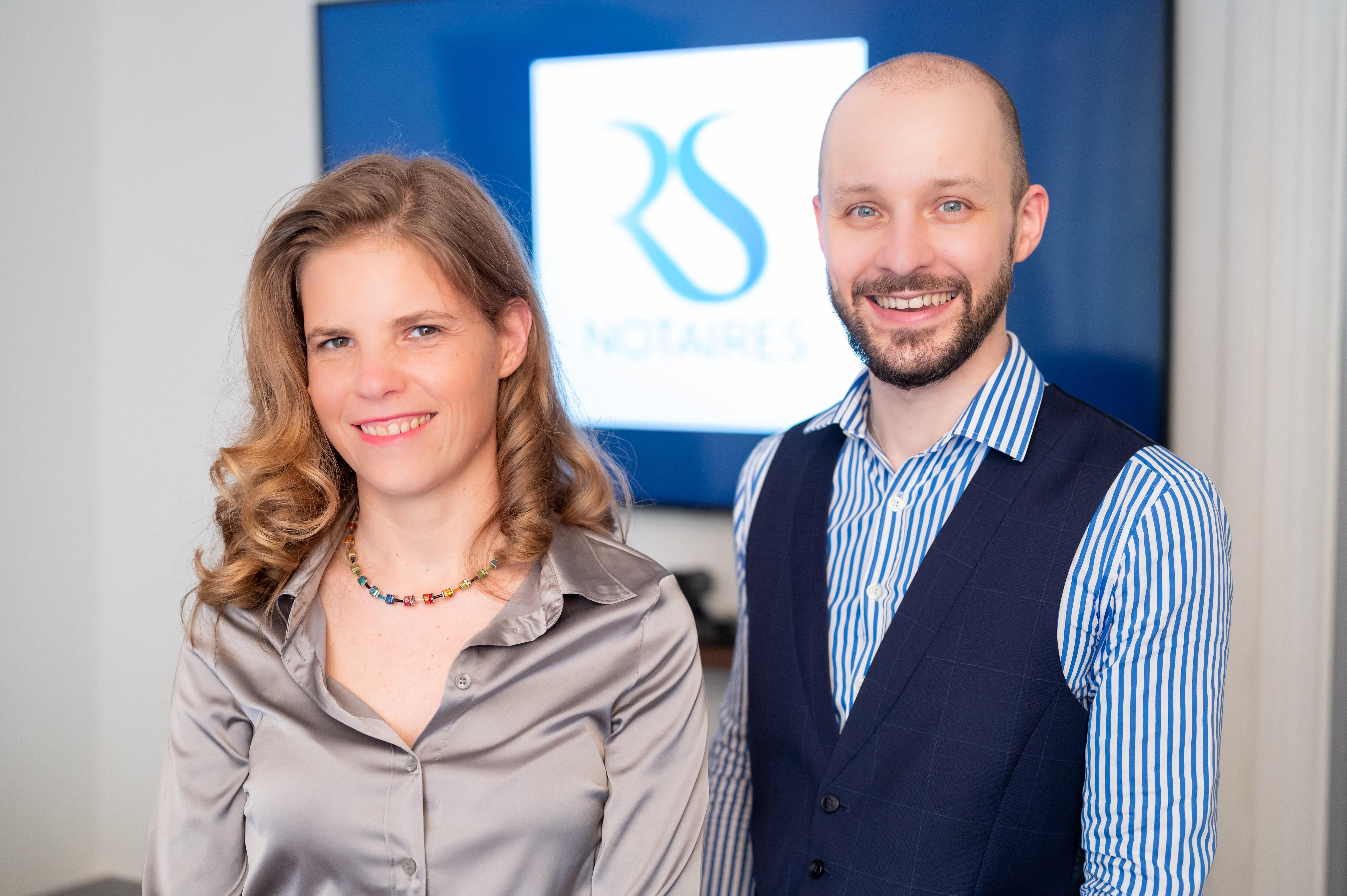 John RIEGER & Sandrine SAUTIE, notaires associés