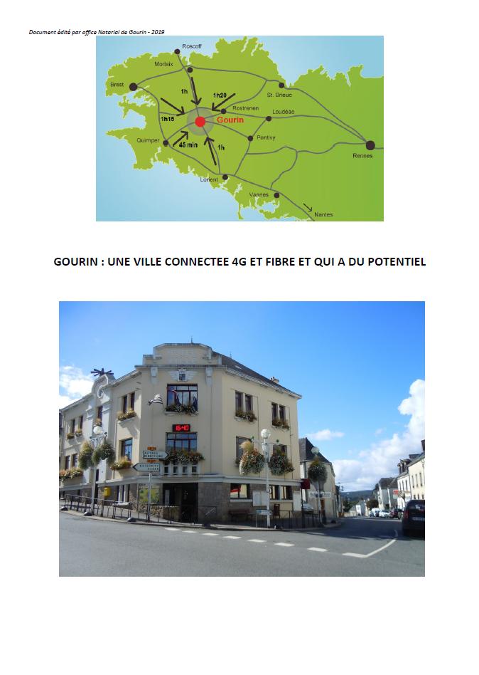 Guide pratique Gourin