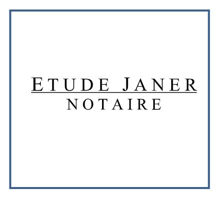 Logo étude Janer