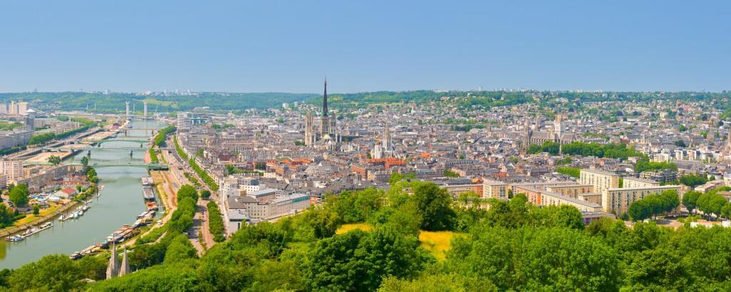Rouen Notaire immobilier