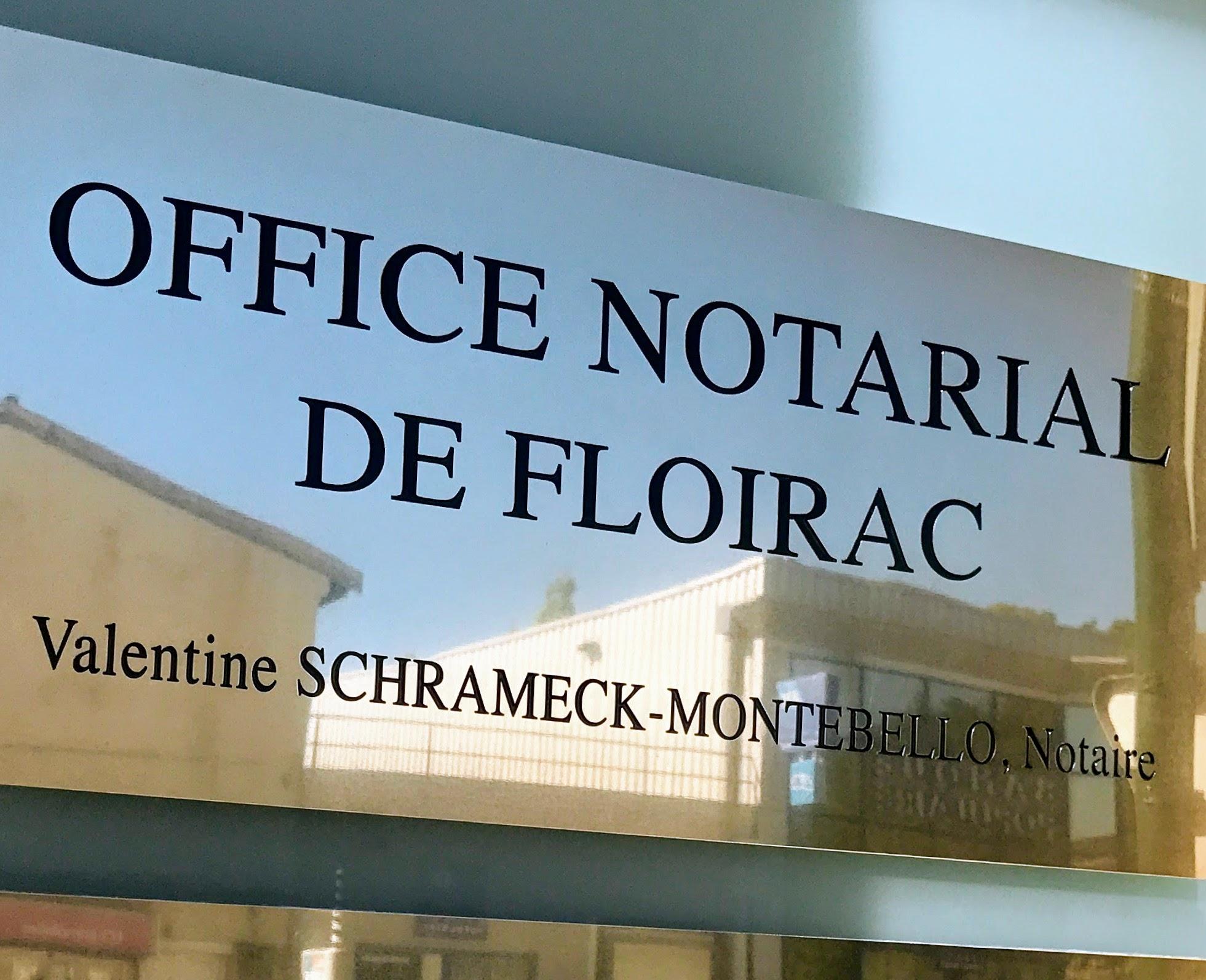 Notaire FLOIRAC
