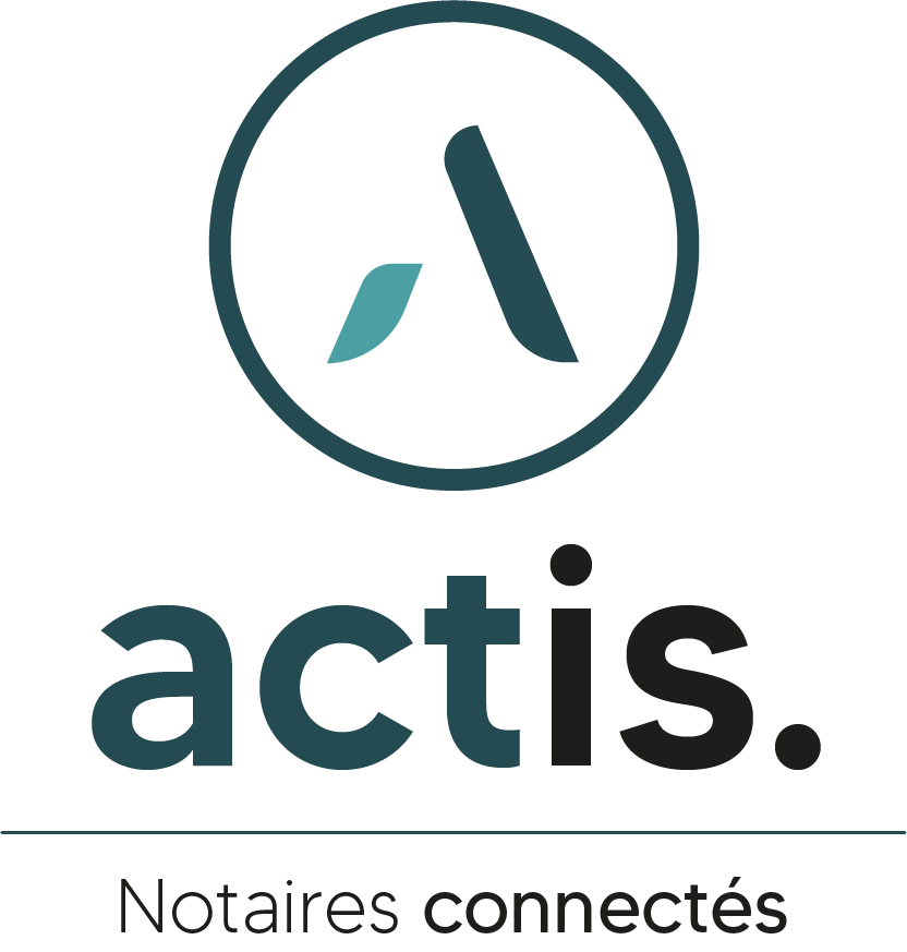 Logo Actis Notaires 2