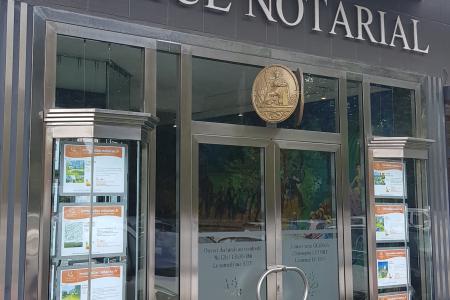 Office notarial de Me Julien-Pierre GLERON, notaire à GUINGAMP (22)