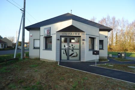 Office Notarial de Me Myrtille BONNET à NORRENT-FONTES