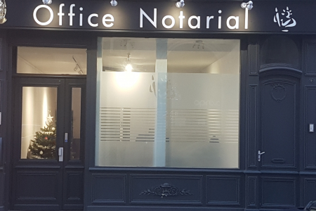 Office Notarial - Bruno SAUVAGE